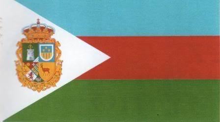 Bandera de Alcaudete de la Jara