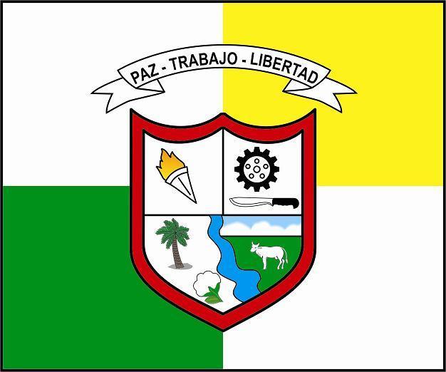 Bandera de Algarrobo