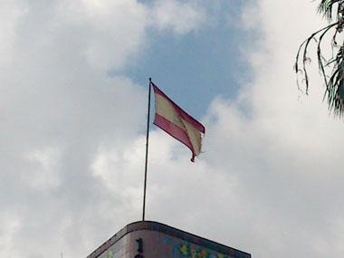 Bandera de Benejúzar