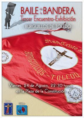 Bandera de Burguillos de Toledo