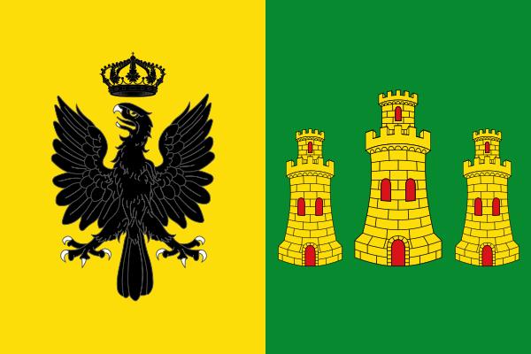 Bandera de Cañete