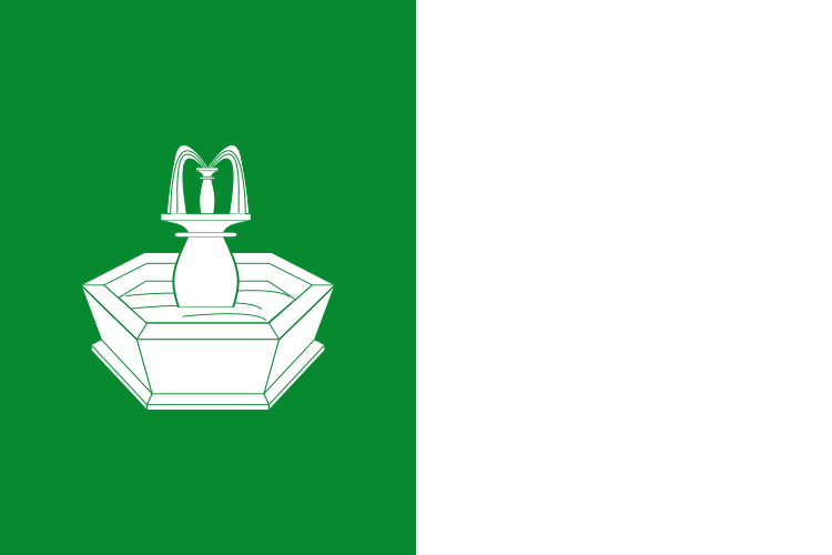 Bandera de Fuensalida