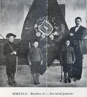 Bandera de Morella