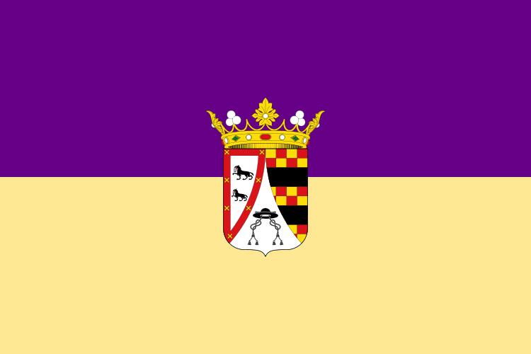 Bandera de Pedro Abad