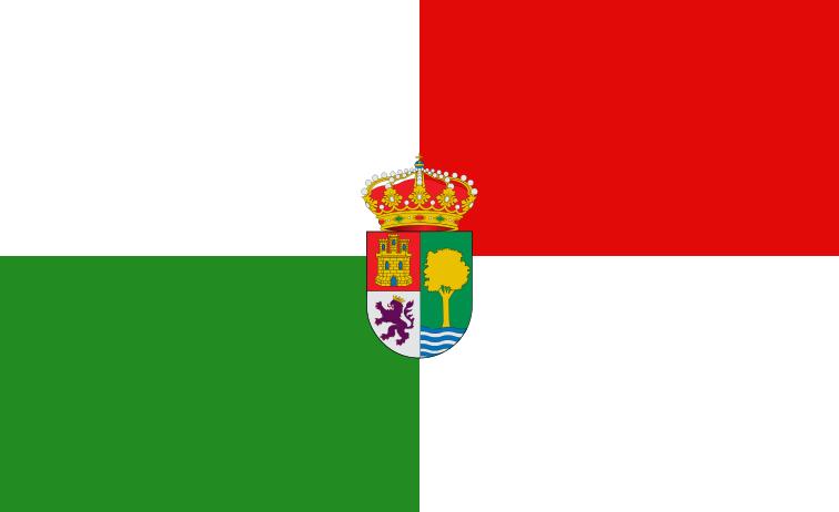 Bandera de Santa Olalla