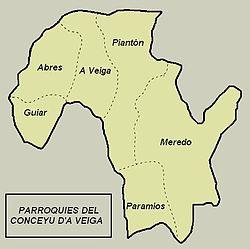 Imagen de A Veiga mapa 33770 4