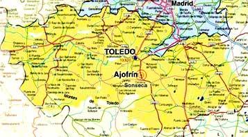 Imagen de Ajofrín mapa 45110 5