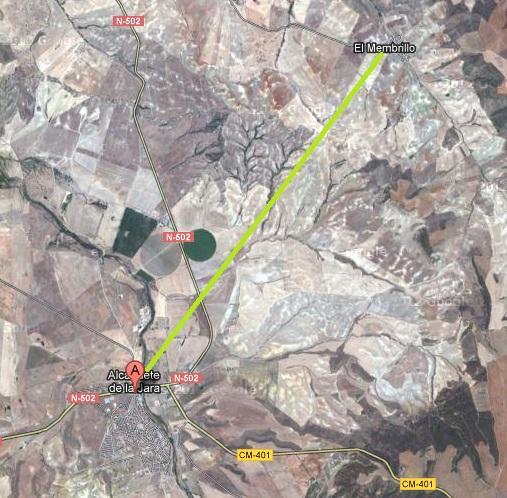 Imagen de Alcaudete de la Jara mapa 45662 2