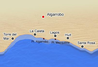 Imagen de Algarrobo mapa 29750 3