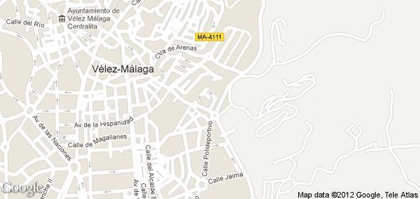 Imagen de Algarrobo mapa 29750 5