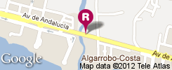 Imagen de Algarrobo mapa 29750 6