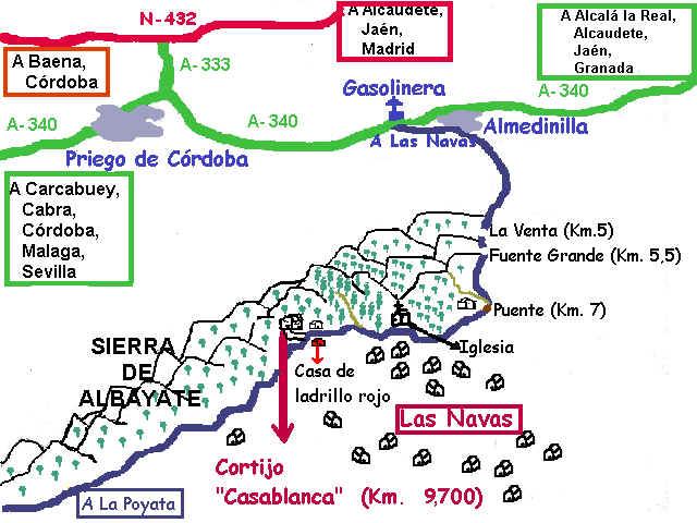 14812 c digo postal de almedinilla - El tiempo en canete de las torres cordoba ...