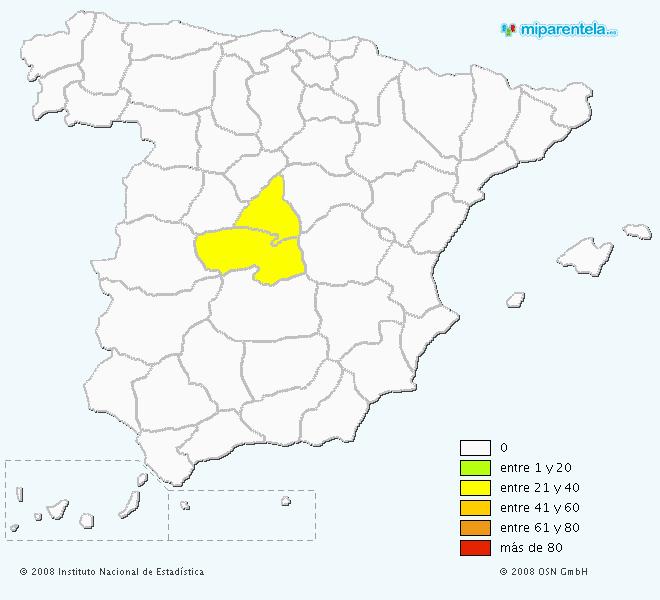 Imagen de Arcicóllar mapa 45182 5