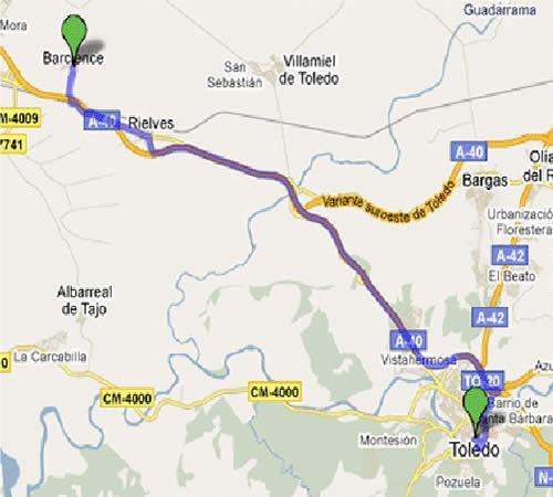 Imagen de Barcience mapa 45525 2