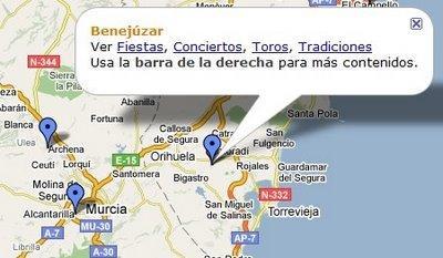 Imagen de Benejúzar mapa 03390 3