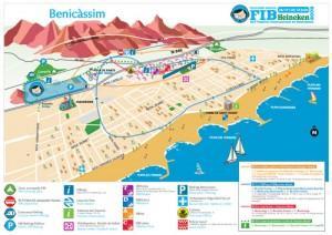 Imagen de Benicasim mapa 12560 4