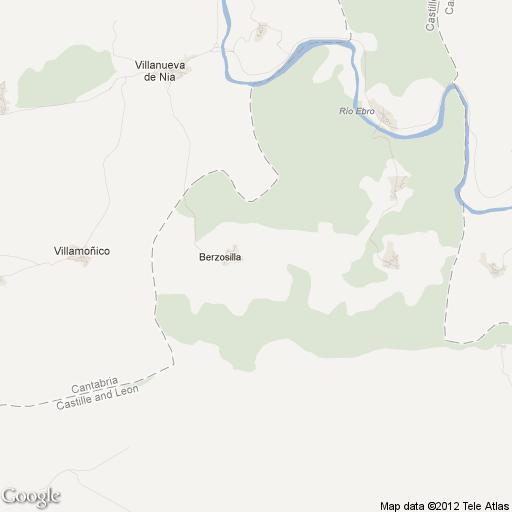 Imagen de Berzosilla mapa 39250 1