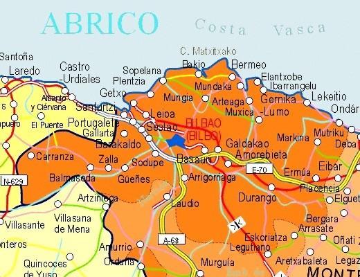 Imagen de Bilbao mapa 48004 1