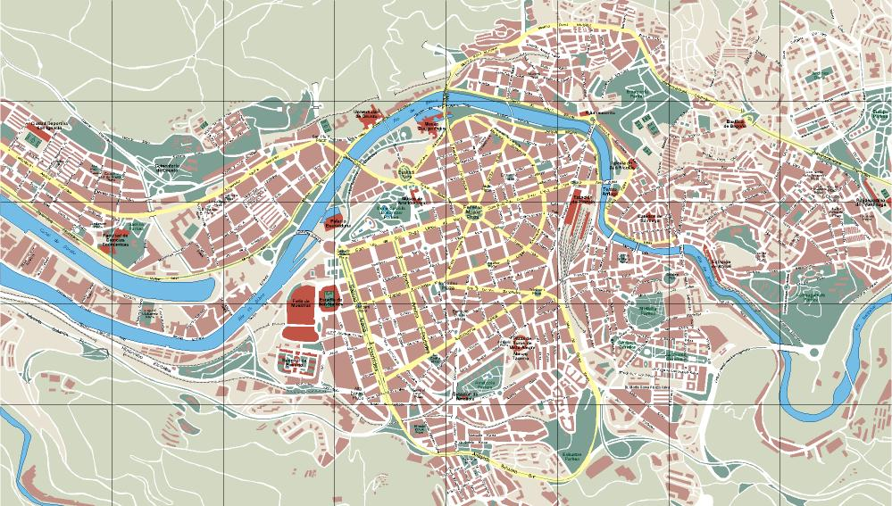 Imagen de Bilbao mapa 48004 4