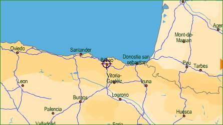 Imagen de Bilbao mapa 48004 5