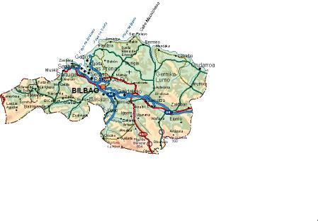 Imagen de Bilbao mapa 48004 6
