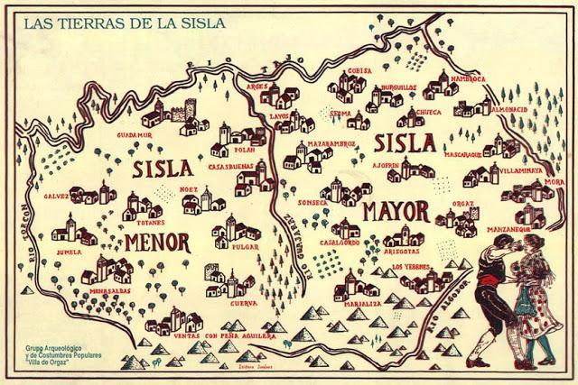 Imagen de Burguillos de Toledo mapa 45112 5