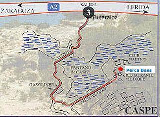 Imagen de Caspe mapa 50700 4
