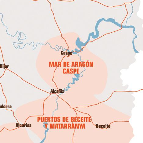 Imagen de Caspe mapa 50700 6