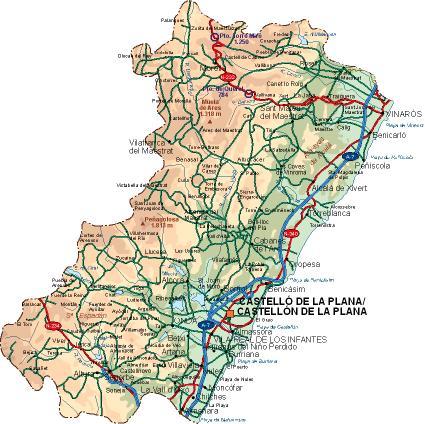 12005 c digo postal de castell n - El tiempo torreblanca castellon ...