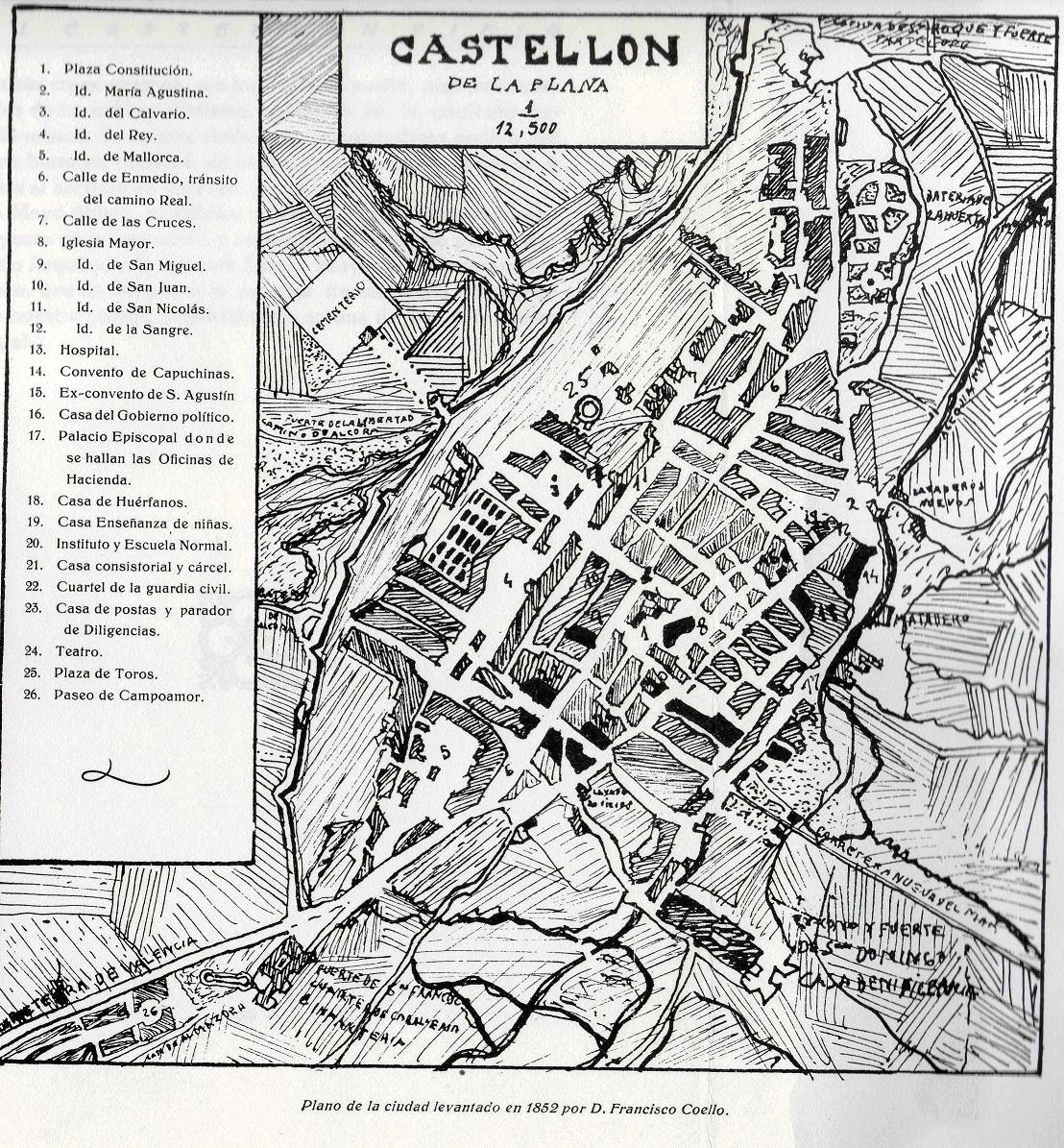 Imagen de Castellón de la Plana mapa 12001 1