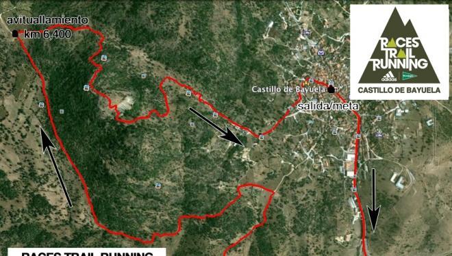 Imagen de Castillo de Bayuela mapa 45641 5