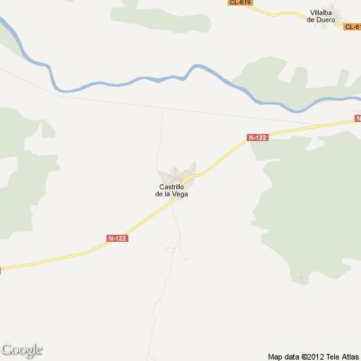 Imagen de Castrillo de la Vega mapa 09391 1