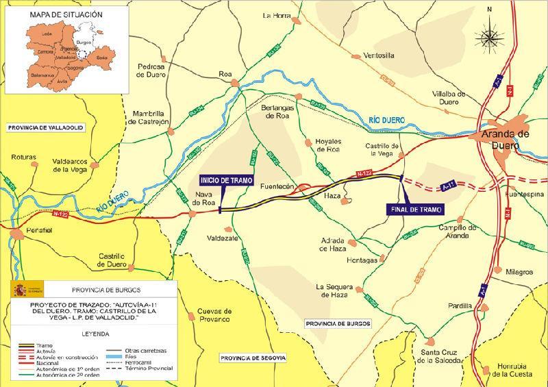 Imagen de Castrillo de la Vega mapa 09391 4