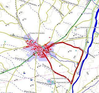 Imagen de Chozas de Canales mapa 45960 1