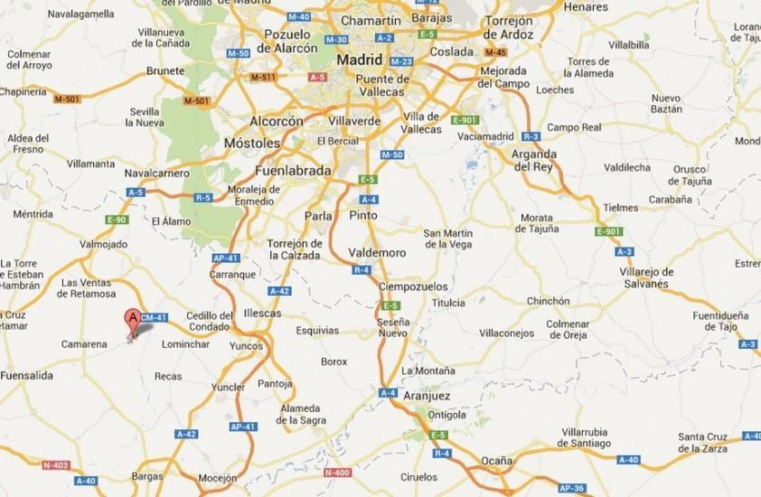 Imagen de Chozas de Canales mapa 45960 4