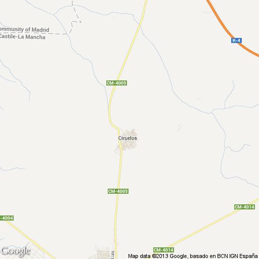 Imagen de Ciruelos mapa 45314 1