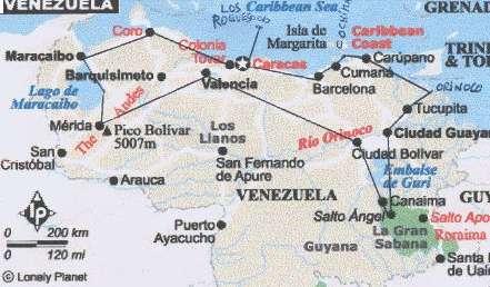 Imagen de Ciudad Bolívar mapa 54020 4