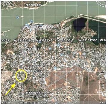 Imagen de Ciudad Bolívar mapa 54020 6