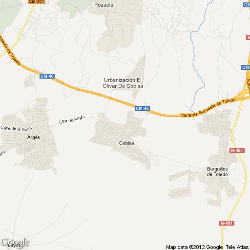 Imagen de Cobisa mapa 45111 1