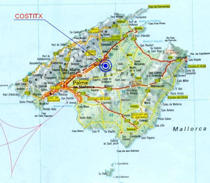 07144 c digo postal de costitx - Codigo postal mallorca palma ...