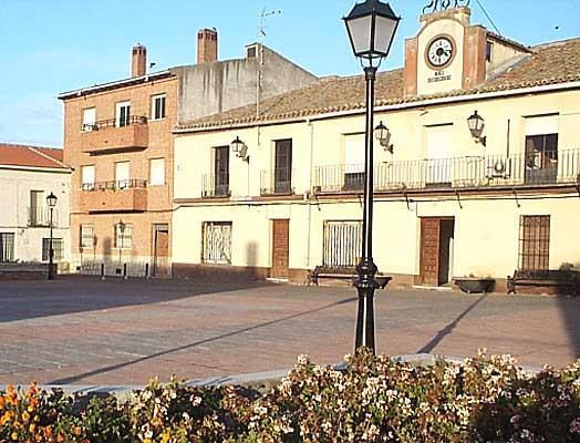 Imagen de El Casar de Escalona mapa 45542 2