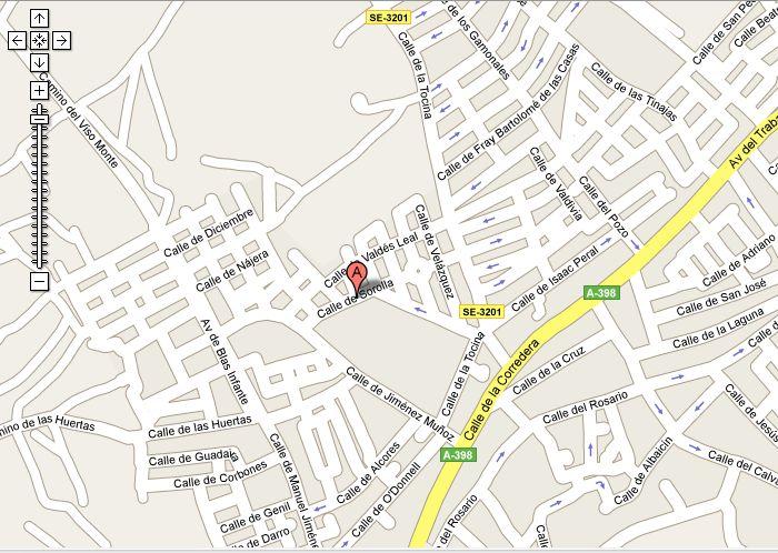 Imagen de El Viso mapa 45215 2