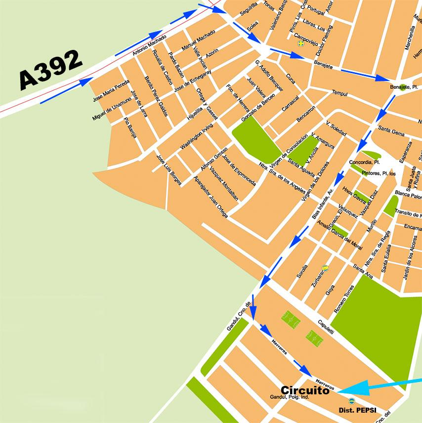 Imagen de El Viso mapa 45215 6