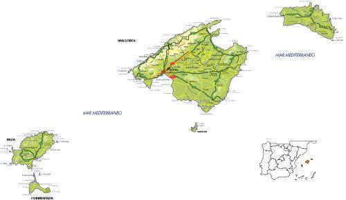 Imagen de Escorca mapa 07315 1