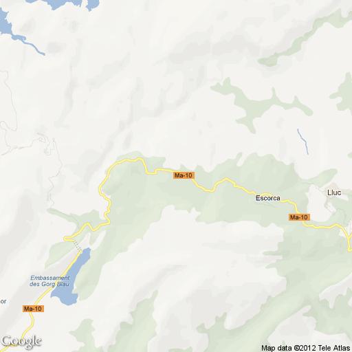 Imagen de Escorca mapa 07315 4
