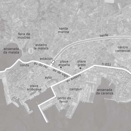 Imagen de Ferrol mapa 15401 3