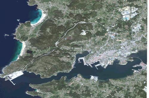 Imagen de Ferrol mapa 15401 5