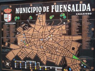 Imagen de Fuensalida mapa 45510 2
