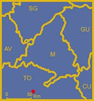 Imagen de Guadamur mapa 45160 2