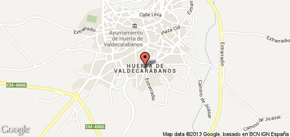 Imagen de Huerta de Valdecarábanos mapa 45750 6